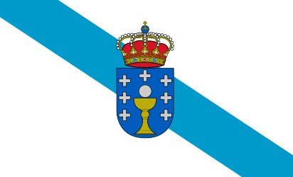 Bandera de Galici
