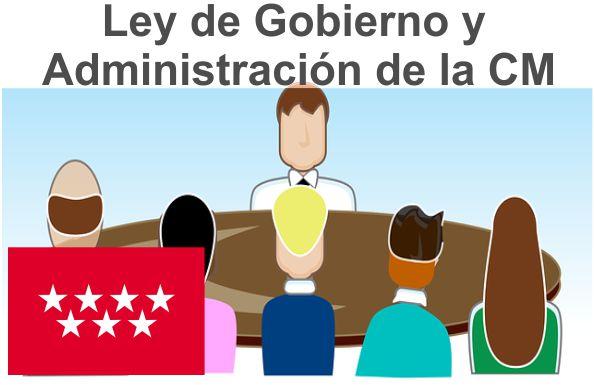ley gobierno cm – t